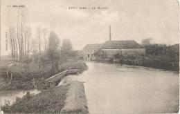 EVRY LE MOULIN 10 AUBE - Ervy-le-Chatel