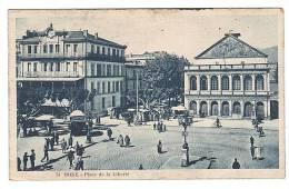 ALGERIE - BONE - PLACE DE LA LIBERTE. - Otras Ciudades