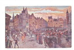 JEANNE D´ARC. - Collection Du Lys De Pâques. 4ème Tableau. - Personnages Historiques