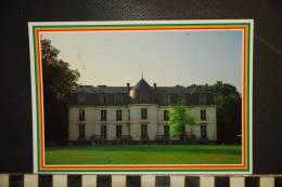78*   CPM De Montigny Le Bretonneux     Le Château De S.A.N.   Voyagee 1989   Editions La Cigogne - Montigny Le Bretonneux