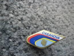 PIN´S CORSE 2B @ Casanova Di Venaco @ Le Village Appartient à La Microrégion Du Vénacais - Villes