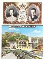 61632)cartolina Illustratoria Del Principato Di Monaco - Unclassified