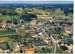 Clefs..belle Vue Aérienne Du Village..l'Eglise - Other Municipalities
