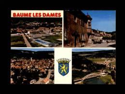 25 - BAUME-LES-DAMES -multi Vues - Baume Les Dames