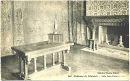 CPA  29 - CONCARNEAU       Château De Kériolet - Salle Hubert      (TBE) - Concarneau