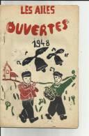 42-Loire-Violay- Journal Mensuel-contes Scolaires Des élèves-Illustrés-Dutel-Fo Nton-Arnaud-Forges-Stumpp -ect.. - Diplomas Y Calificaciones Escolares