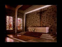 25 - AISSEY - Eglise - Intérieur église - P 228 - Autres Communes
