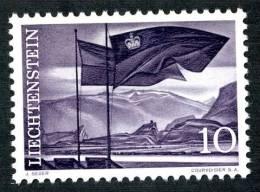 L0348) LIECHTENSTEIN 1959  Mi.#381  Mint* - Liechtenstein