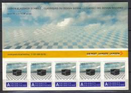 Zu 1109 / Mi 1863 / YT 1788 Fauteuil Le Corbusier Feuille Complète 50 Timbres ** SBK 360,- CHF Voir 2 Scans - Switzerland