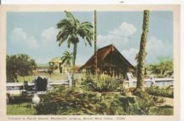 ENTRANCE TO PARISH CHURCH JAMAICA BRITISH WEST INDIES 25280 - Jamaïque
