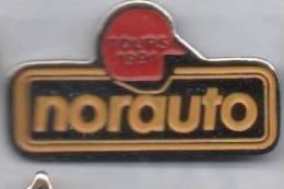 Auto Norauto , Tours 1991 - Non Classés