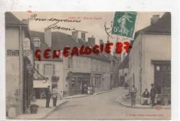03 - CERILLY -  RUE DE L´ EGLISE - DEBIT DE TABAC