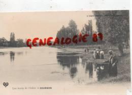 03 -  LES BORDS DE L´ ALLIER A COURNON - PECHE