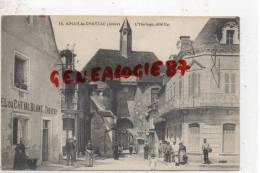03 -  AINAY LE CHATEAU - L´ HORLOGE COTE EST - HOTEL DU CHEVAL BLANC  THEVENY