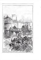 JEANNE D´ARC. - A. ROBIDA Illustrateur - N°3 Série E. (Compiègne) - Historische Persönlichkeiten