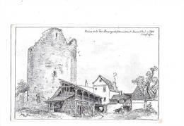 JEANNE D´ARC. - A. ROBIDA Illustrateur - N°12 Série E. (Compiègne) - Personnages Historiques