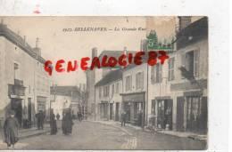 03 -  BELLENAVES - LA  GRANDE RUE - THUIZAT