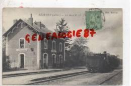 03 -  BEZENET -  LA GARE P.O. - Francia