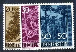 L0372) LIECHTENSTEIN 1960  Mi.#399-401  Mint* - Liechtenstein