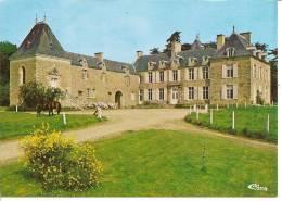 22 - Notre-Dame Du Guildo - ST-CAST - Château Du Val D'Arguenon - Ed. Cim Combier - Saint-Cast-le-Guildo