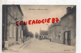 03 -  DIOU - HOTEL DE LA POST   BOUCHER BROSSUT - BOUCHERIE