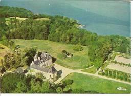 22 - Notre-Dame Du Guildo - ST-CAST - Château Du Val D´Arguenon - Vue Aérienne - Ed. Cim Combier - Saint-Cast-le-Guildo