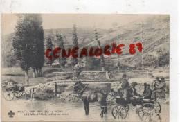 03 -  ENVIRONS DE VICHY- LES MALAVAUX  LE GUE DU JOLAN - ATTELAGE