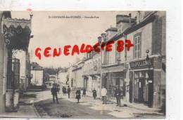 03 -   SAINT GERMAIN DES FOSSES - GRANDE RUE   CHAPELLERIE