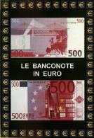 Carte Postale Euro Monnaies Italiennes 500 Euro Billets De Banque CP - Monete (rappresentazioni)