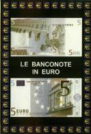 Carte Postale Euro Monnaies Italiennes 5 Euro Billets De Banque - Monete (rappresentazioni)