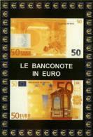 Carte Postale Euro Monnaies Italiennes 50 Euro Billets De Banque - Monete (rappresentazioni)