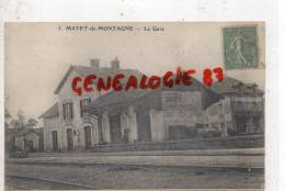 03 -  MAYET DE MONTAGNE - LA GARE