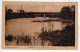 02 : Beaurieux : Bords De L'Aisne - Le Pont - France