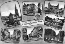 ASCHAFFENBURG. Vedute. Posted . - Aschaffenburg