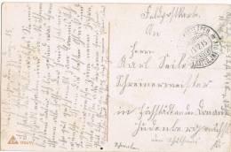 0160. Postal Feldpost ALEMANIA 1915. Correo Expedicionario Militar - Cartas