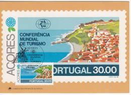 1034. Portugal, 1980, Tourism, CM - 1910-... République