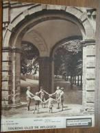 TOURING CLUB DE BELGIQUE - N° 4 / 15 Février 1935 ( Montaigu - Portique / 41e Année ) !! - Livres, BD, Revues