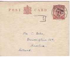 1044. Great Britain, 1922, Postal Stationery - 1902-1951 (Kings)