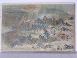BATAILLE DE CHAMPIGNY (94) - 30 NOV. 2 DEC. 1870 - COMBAT DES FOURS A CHAUX ...(?) - Champigny Sur Marne