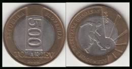SLOVENJA - 500 TOLARJEV - 2002  - Circolata - Slowenien