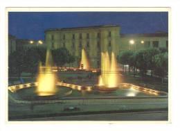 G1323 Avellino - Piazza Della Libertà - Notturno / Viaggiata 1988 - Avellino