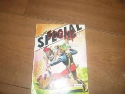 Special Captain Swing N°3 De 1987 Hors Serie - Otros Autores