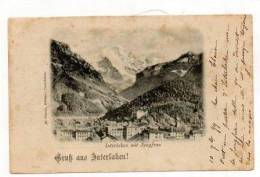 Interlaken  Grüss Aus - BE Berne