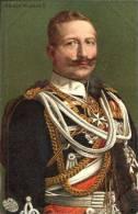 Kaiser WILHELM II - Familles Royales