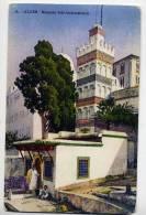 Alg�rie--ALGER--Mosqu�e Sidi-Abderrahman  (anim�e) n�13 Coll PS  Id�ale---belle carte couleur anim�e
