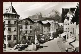Cpsm  Allemagne Berchtesgaden Marktplatz   BHU27 - Berchtesgaden