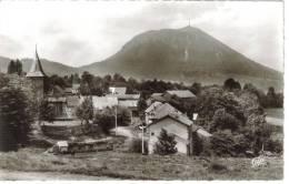 CPSM SAINT GENES CHAMPANELLE (Puy De Dome) - LASCHAMPS 1465 M Vue Générale - Other Municipalities