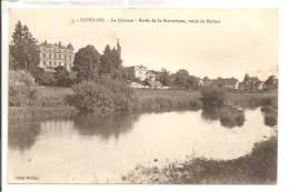 90 -  SEVENANS  -  Le Château - Bords De La Savoureuse, Route De Belfort - Francia