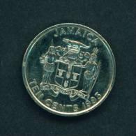 JAMAICA  -  1993  10 Cents  Circulated As Scan - Jamaica