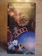 WALT DISNEY World Resort In Florida 2000 Sous Blister - Video Tapes (VHS)